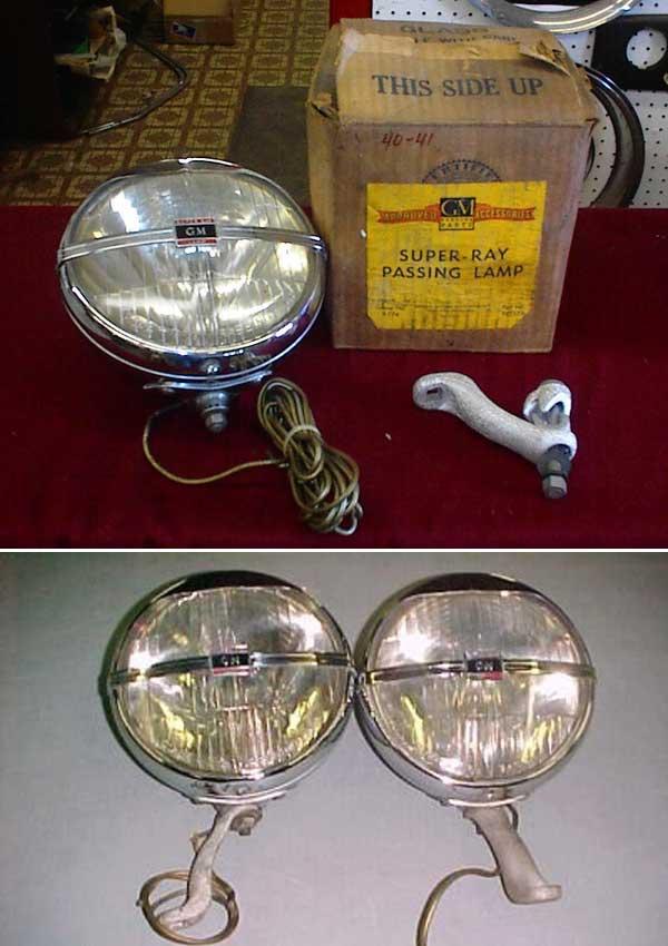 accessories for 1947  u0026 1948 chevrolets